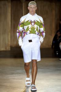 Sfilata Uomo Givenchy 2012 / 1