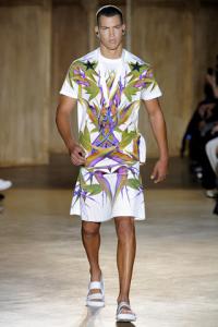 Sfilata Uomo Givenchy 2012 / 2
