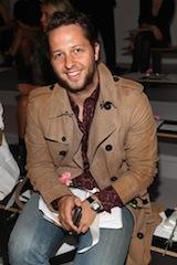 Derek Blasberg, blogger
