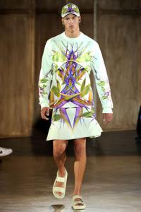 Sfilata Uomo Givenchy 2012 / 4