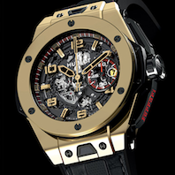 Orologio Big Bang Ferrari Magic Gold