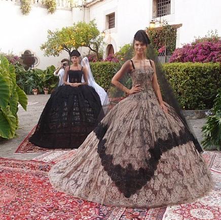 Alta Moda Dolce e Gabbana Taormina