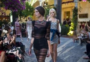 Sfilata Dolce Gabbana Alta Moda, Taormina