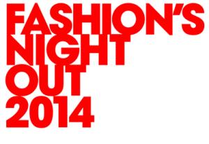 Vogue Fashion Night Out 2014