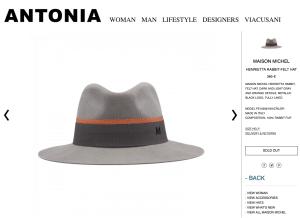 Shop online Antonia