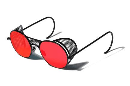 Occhiali da sole lenti rosse Matchless