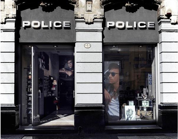 Store Police di Corso Buenos Aires 47 Milano