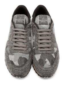 Sneaker Camucouture Valentino 2015 2016