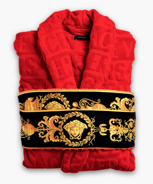 Accappatoio Holiday Gifts Versace 2015