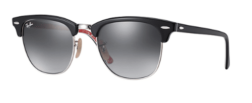 Occhiali Clubmaster Ray-Ban at collection