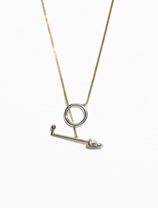 Collana Faux Real x & Other Stories