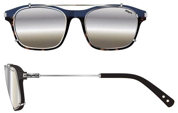 Prima collezione di occhiali da sole Blauer