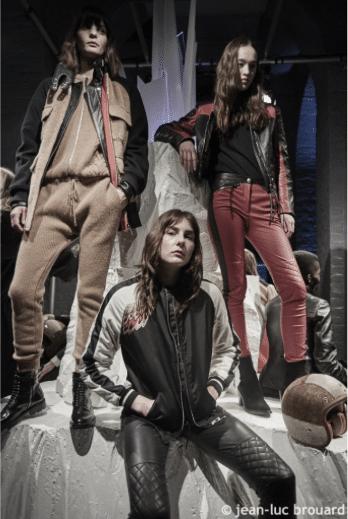 Collezione Liv Tyler x Belstaff