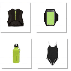 Accessori Zara Sport donna