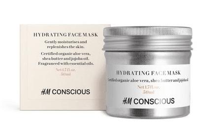 Maschera viso H&M Beauty Conscious 2016