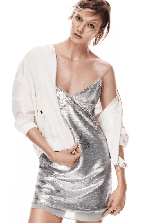 New Metallics by Mango