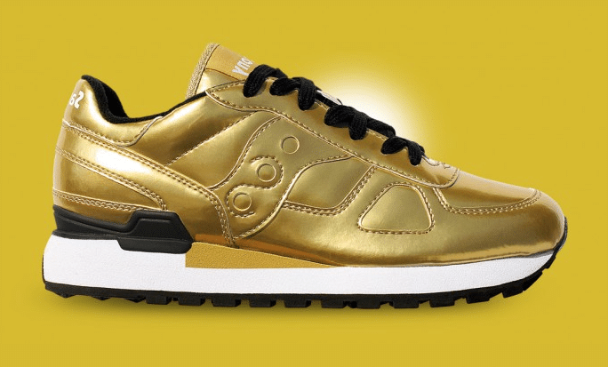 Saucony Special Edition Metallic 2016