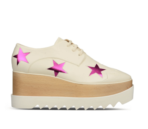 Scarpe con zeppa Stella McCartney Pop collection