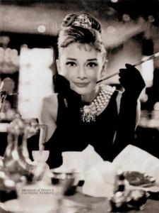 Audrey Hepburn, Colazione da Tiffany