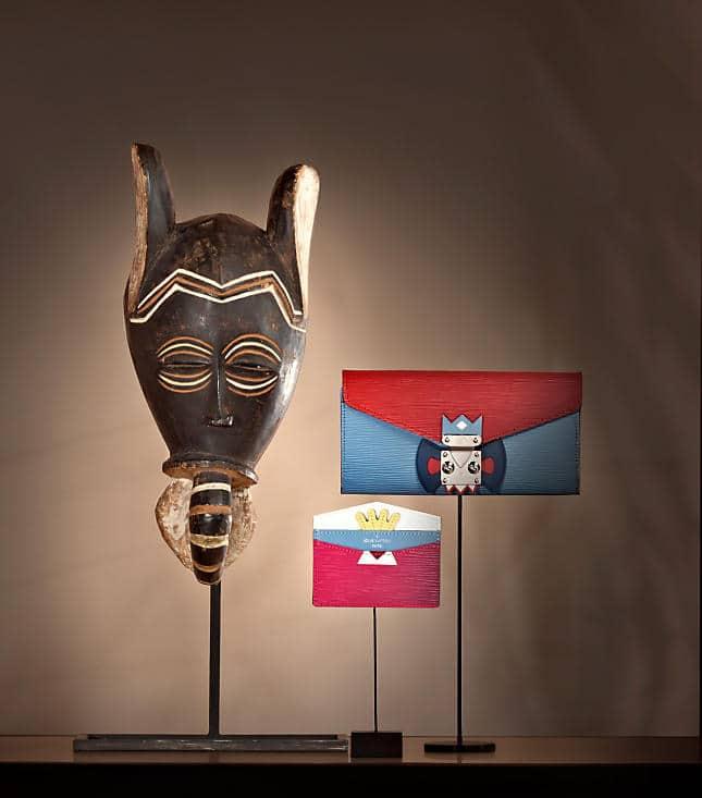 Collezione borse Mask Louis Vuitton