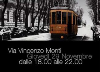 Meravigliosa Vincenzo Monti, Milano